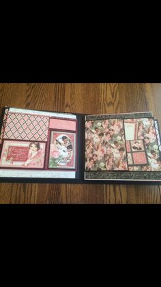 Traditions Genealogy Scrapbook created by crafter Nancy Dawes.   Click on the link below to purchase the tutorial.   http://shop.paperphenomenon.com/Traditions-Genealogy-Scrapbook-Tutorial-Video-Combo-tutvid00114.htm