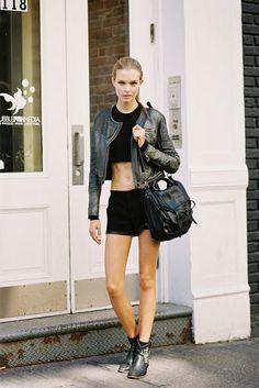 New York Fashion Week SS 2014....Josephine