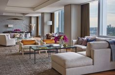 Four Seasons Hotel Toronto - Canada Conveniently... | Luxury Accommodations