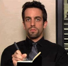 """""""choke me with those thighs pls"""" """"what?"""" Wherein a girl tries to raise her crushes self esteem by texting him compliments everyday hoping he'd realize how perf. Office Jokes, The Office Show, Play Fighting, Michael Scott, Meme Template, Templates, Meme Faces, Mood Pics, Best Shows Ever"""