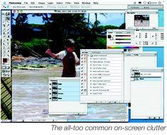 Photoshop Tips: Mastering Photoshop's Interface