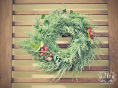 fotogalerie – Květinový Ateliér 26 Christmas Wreaths, Herbs, Holiday Decor, Atelier, Herb, Medicinal Plants