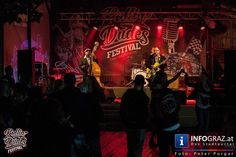 Swingabilly, Rockabilly, Swing – The Bricats – Herbert & Günter Öller, Tobias Grill - 010 Tobias, Rockabilly, Festivals, Neon Signs, Pictures, Musica, Graz, Concerts