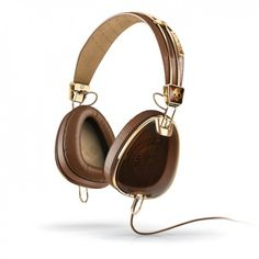 Aviator - Brown Gold w/Mic