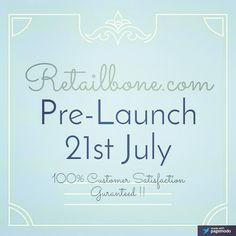 Prelaunch 21st july