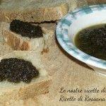 Patè di olive nere, pronto in 3 minuti