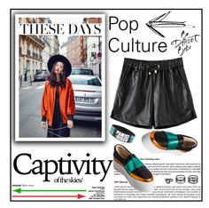 """""""Pop Culture"""" by shambala-379 ❤ liked on Polyvore featuring Lulu*s"""