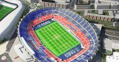 The stadiums of the UEFA EURO 2016 - Vote for the best stadium Soccer Stadium, Football Stadiums, Football Soccer, Paris Saint Germain Fc, Uefa Euro 2016, Prince, Association Football, European Football, Best Player