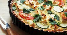 Pin on Obiad Feta, Sauerkraut, Vegetable Pizza, Pasta Salad, Quiche, Vegetables, Breakfast, Ethnic Recipes, Blog