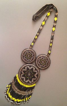 Vintage NECKLACE Authentic Native American by iCollectSouthwest