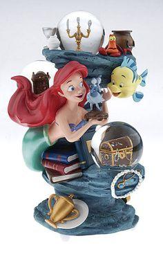 The Little Mermaid - Human Things