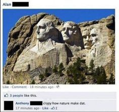 The 35 Dumbest Things Ever Said On Facebook. Some people should not have access to the Internet.