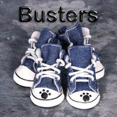 Hey, I found this really awesome Etsy listing at https://www.etsy.com/listing/126642139/busters-designer-dog-shoes