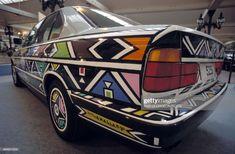 News Photo : BMW designed by Esther Mahlangu. Still Image, News, Design