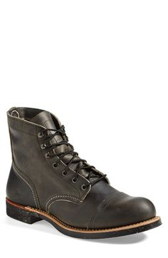 Standard Black Boots