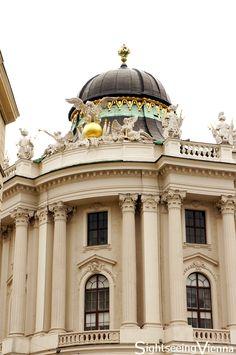 Hofburg Palace, St. Michael's Wing, Vienna