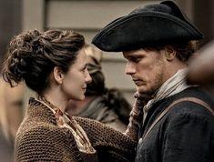 James Fraser Outlander, Sam Heughan Outlander, Jaime Fraser, The Fiery Cross, Outlander Tv Series, Men In Kilts, Jamie And Claire, Historical Romance, Actors & Actresses