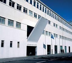 Listasafn Reykjavíkur - Hafnarhúsið Reykjavik art museum in 3 locations