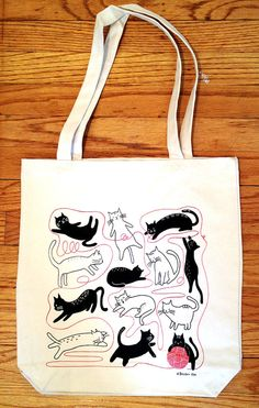 13 kittens playing with a ball of yarn :)) Hand-printed on Natural Color COTTON Canvas Tote Bags. Natural Cotton Canvas Tote Bag with 24 Printed Tote Bags, Canvas Tote Bags, Cat Quilt, Kittens Playing, Tote Pattern, Couture, Handmade Bags, Kittens Cutest, Screen Printing