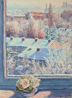 Зимние окна.. Обсуждение на LiveInternet - Российский Сервис Онлайн-Дневников