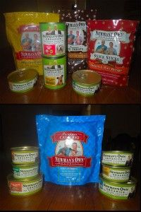 Newman's Own Organic Premium Pet Food – for healthy happy furkids! #giveaway ends 12/3