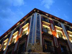 Calles de Madrid2006/ Paseito po las calles. #vidamadrid #Madrid #madridtme #instamadrid #igersmadrid #ok_madrid #madridgrafias #madridmemola #madridmemata #loves_madrid #ig_madrid #igers #マドリード #マドリッド #españa #instaespaña #callesdemadrid #calles #cielo #edificio