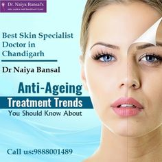Dr. Naiya Bansal is the best skin doctor in Chandigarh who helps you to deal with skin issues, for example, loose eyes, dull spots, or unending redness that doesn't react to items, it's best to get proficient help instead of self-analyze yourself at the drugstore. Skin Specialist Doctor, Permanent Laser Hair Removal, Skin Clinic, Doctor In, Chandigarh, Good Skin, Anti Aging, How To Remove, Eyes