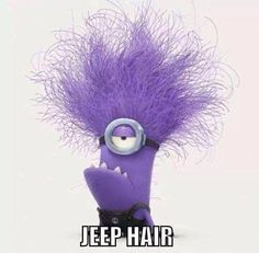 Oh that jeep hair  | Vickie_Fontenot |