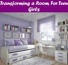 Stuff for teenage girl rooms teenage bedroom stuff girl bedroom awesome bedrooms teenage girl room girls Small Teen Room, Small Room Bedroom, Small Bedrooms, Girls Bedroom, Bedroom Decor, Bedroom Furniture, Girl Rooms, Teen Rooms, Furniture Ideas