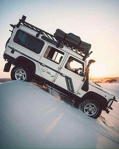 Land Rover Defender 110 Td5 Sw County adventure dune
