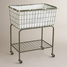 rolling laundry baskets - Google Search