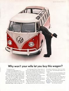 Volkswagen Kombi retrô, antiga e vintage
