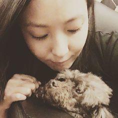 Kpop Snaps! | BoA (boakwon) on instagram - 파마야 너무 오랜만에 봤어 ㅜㅜ 흐이이잉 ㅜㅜ