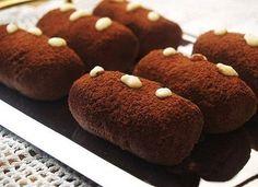 Cake «Chocolate potato»