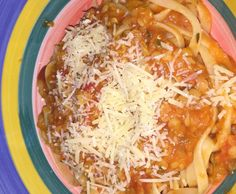 Recipe Lentil Spaghetti Bolognese by Kimbles - Recipe of category Main dishes - vegetarian