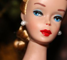 rare barbie photos | Vintage Spotting: Thoughts on Vintage Barbies