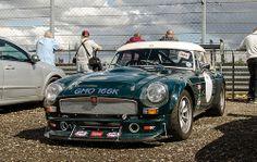 MG C 1969 track car