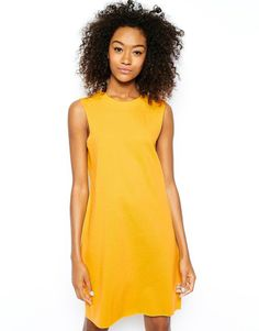 Monki Tank Dress on shopstyle.com