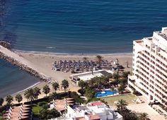 Hotel Fuerte Miramar, Marbella, Málaga Top Hotels, Vacation, Beach, Water, Travel, Outdoor, Marbella Spain, Hotels, Viajes