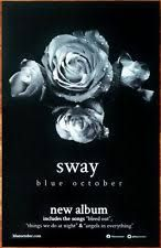 Image result for blue+october rare poster