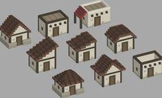 Minecraft Japanese House, Minecraft Medieval House, Minecraft Small House, Minecraft House Plans, Minecraft House Tutorials, Minecraft Cottage, Easy Minecraft Houses, Minecraft Houses Blueprints, Minecraft House Designs