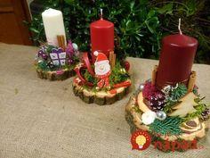 Christmas Wood, Christmas Crafts For Kids, Xmas Crafts, Christmas Wreaths, Christmas Ornaments, Cute Christmas Cookies, Christmas Gift Tags, Handmade Christmas, Christmas Candle Decorations