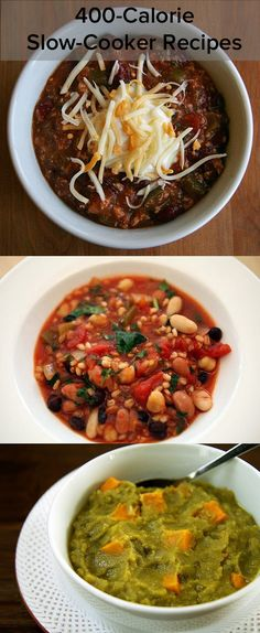 Slow-Cooker Weight-Loss Meals Under 400 Calories