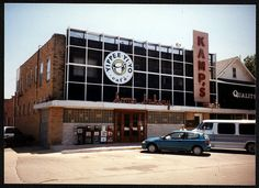 Kamp's Grocery, an OKC institution, wonderful wooden floors, Route 66 Oklahoma City by john4kc, via Flickr