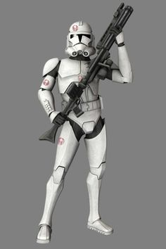 Star Wars: The Clone Wars Clone Trooper Mobile Reconnaissance Corps - Star Wars Ewok - Ideas of Star Wars Ewok - Star Wars: The Clone Wars Clone Trooper Mobile Reconnaissance Corps Star Wars Gifts, Star Wars Clone Wars, Star Wars Art, Guerra Dos Clones, Cuadros Star Wars, Arte Nerd, Galactic Republic, Star Wars Concept Art, Star Wars Images