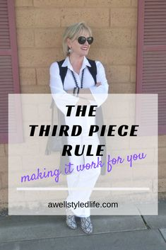 How to make the third piece rule work for you