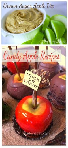 Apple recipes for fall #recipe #apple