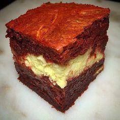 Red Velvet White Chocolate Cheesecake Brownies #bakeitforward #baking #desserts #brownies #redvelvet #homemade #foodporn #foodbeast #craving #delicious #tasty #yum #NewYork #NYC by charles_downing