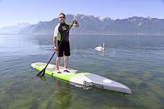 La traversée du Rhône en stand up paddle par Bruno Verdi | Stand up paddle passion, le web magazine du sup.