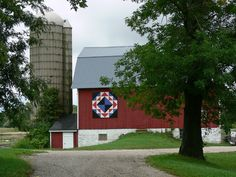Quilts on Barns, Racine County